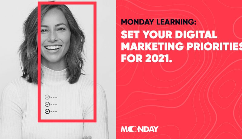 digital marketing priorities